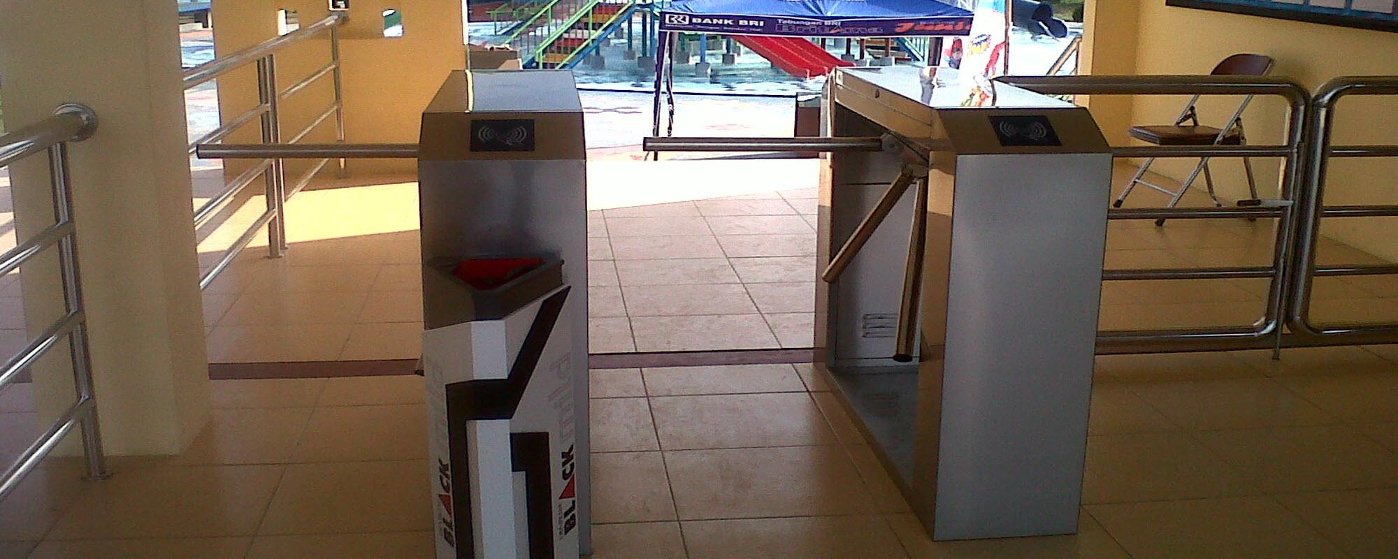 Secure Entrance Access